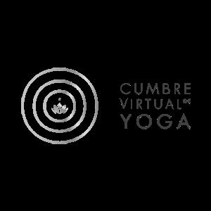 Logo Cumbre Virtual de Yoga